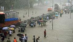 Floods paralyse Mumbai as India and...