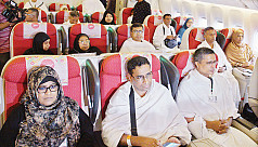 Biman starts carrying Hajj pilgrims...