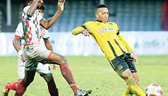 Saif Sporting make it three wins in...