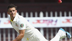 O'Keefe replaces injured Hazlewood for...