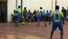 Ascent Corporate Soccer Cup: IIDFC,...