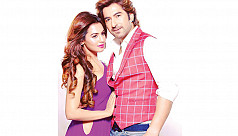 Nusraat Faria and Jeet gear up for their...