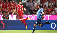 Bayern newcomers shine in season opening...