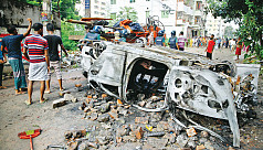 Mayhem in Rampura over mysterious death...