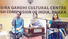 IGCC presents Tagore's moonsoon melodies