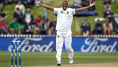 Philander fit, ready to aid South Africa...