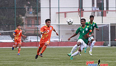 Bangladesh U15s outclass Bhutan to top...