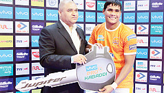 Ziaur shines on Pro Kabaddi debut in...