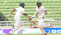 Tamim, Shakib rise again for Bangladesh...