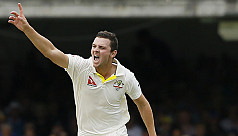 Hazlewood ready to lead Australia attack...