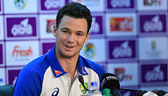 Handscomb: Australia to play with...