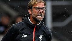 Liverpool's Klopp expects angry players...