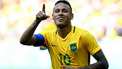 Neymar signs five-year deal to complete...
