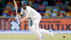 Fit-again Rahul hits fifty in strong...