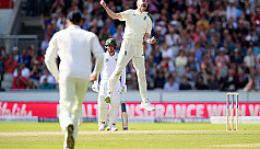 South Africa 226 all out against...