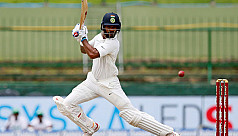 Dhawan hits hundred before Sri Lanka...