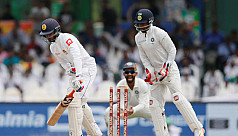 Ashwin five-for helps pack Sri Lanka...