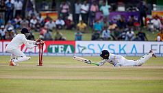 Saha proves keeping pedigree with Colombo...
