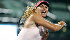 Fast-lane Sharapova gears up for Stuttgart...