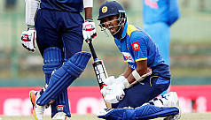 Sri Lanka's Chandimal ruled out of India...