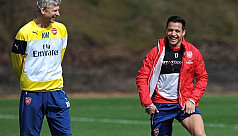 Unsettled Sanchez back in training with...