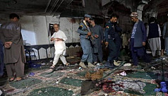 Attack on Shia mosque in Afghan city...