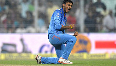 Patel to replace suspended Jadeja for...