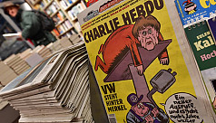 Charlie Hebdo publishes provocative...