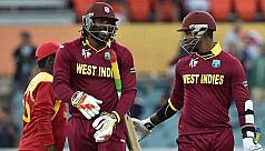 Holder delighted Gayle playing in World...