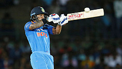 Dhawan leads India to thumping win over...