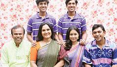 Monpura stars reunite for TV play