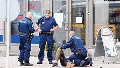 Two dead, six injured in Finland stabbing...