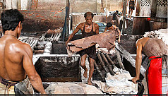Tanneries move, waste doesn't