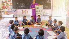 Is pre-primary education in indigenous...