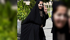 Chador in, hijab out: Iran VP's wardrobe...
