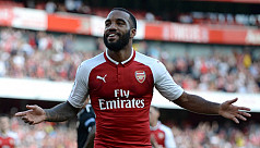 Lacazette gets Wembley start for...