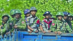 Border patrol beefed up following increased...