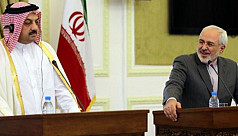 Qatar restores diplomatic ties to Iran...