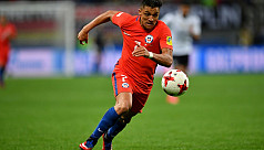 Sanchez named in Chile squad for World...