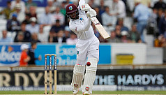 Windies in control after Brathwaite,...