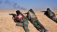 Syrian army takes last IS-held town...
