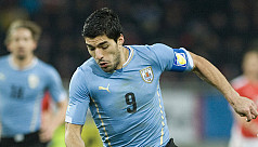Suarez to continue recovery from injury...