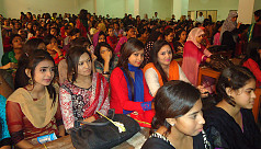 Female students in Dhaka have to pay...