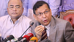 Law minister: No power struggle between...