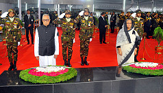 President, PM pay homage to...