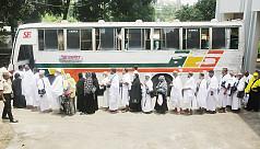 Agencies blame Hajj camp for visa...