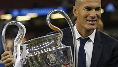 Zidane to extend Real Madrid...