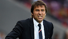 Conte angered by controversial refereeing...
