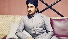 Ananta Jalil preaches on