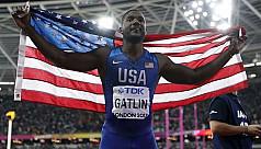 I've done my time, says Gatlin